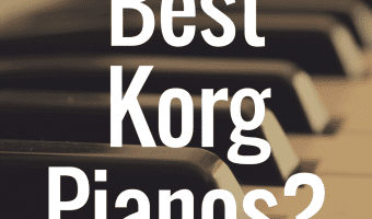 What's the Best Korg Digital Piano?