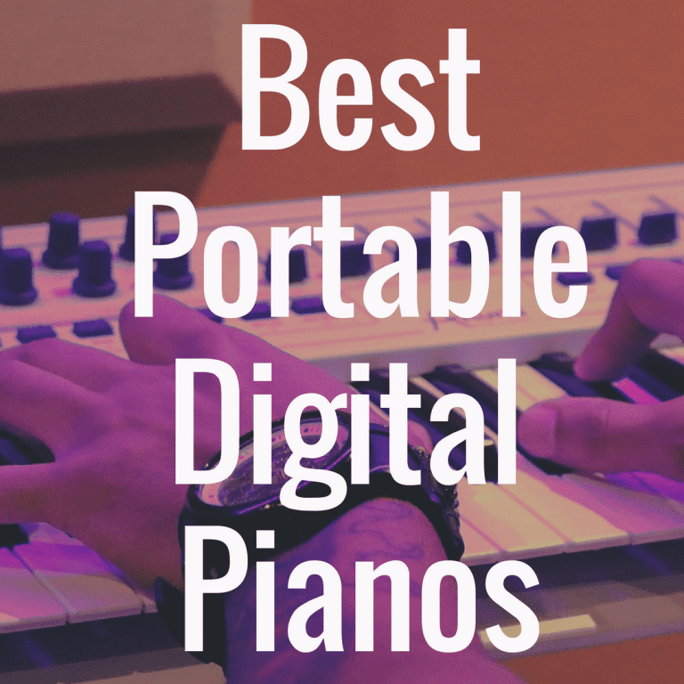 What's the Best Portable Digital Piano?