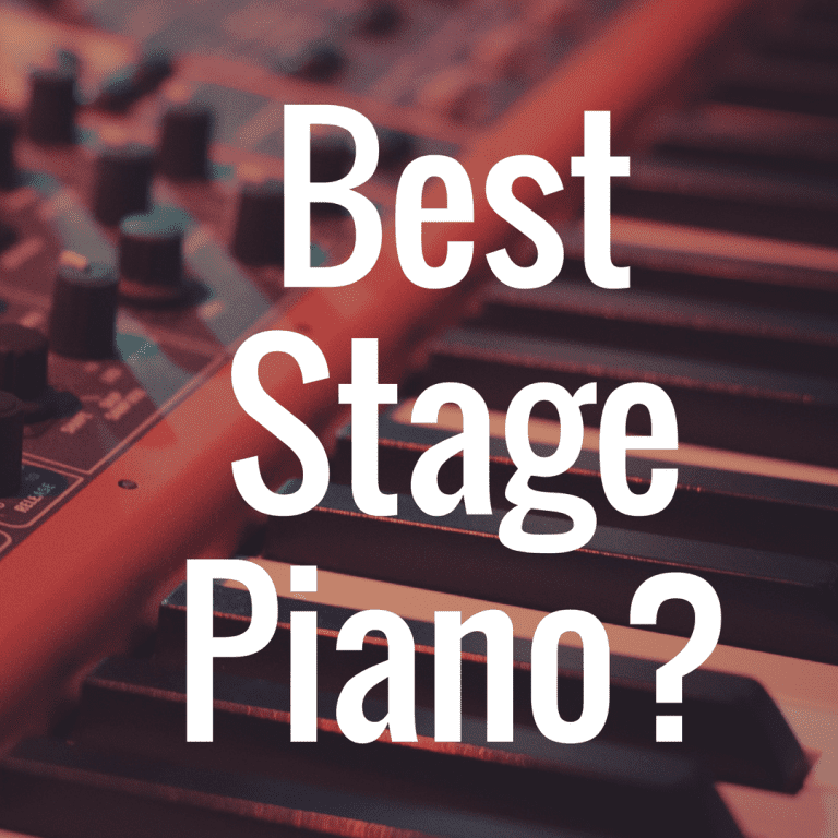 What Is the Best Digital Stage Piano?