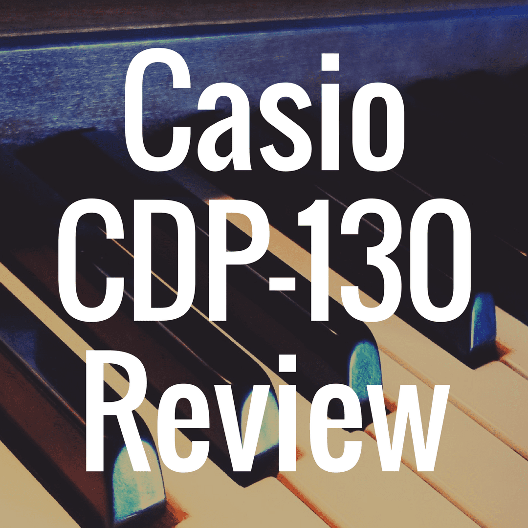 Casio CDP-130 review