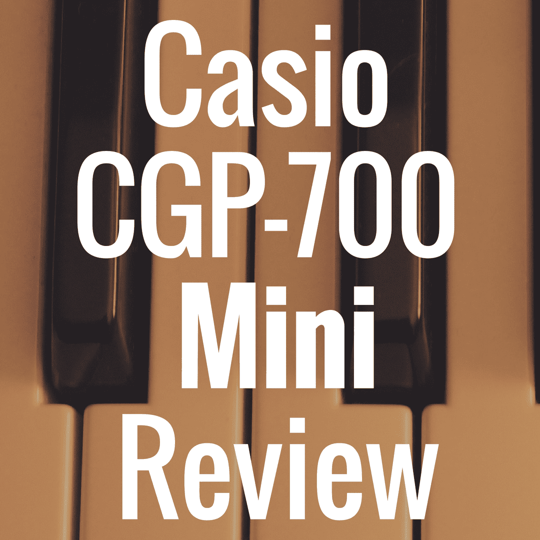 Casio CGP-700 mini-review: Color display, six speakers