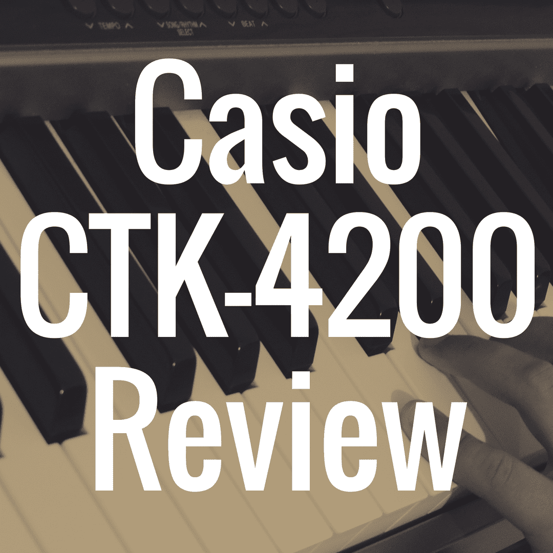 Casio CTK-4200 review