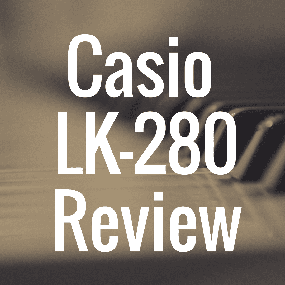 Casio LK-280 review