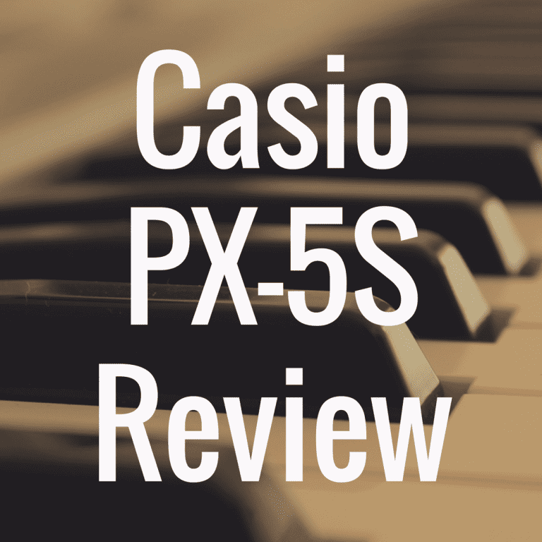 Casio PX5S review