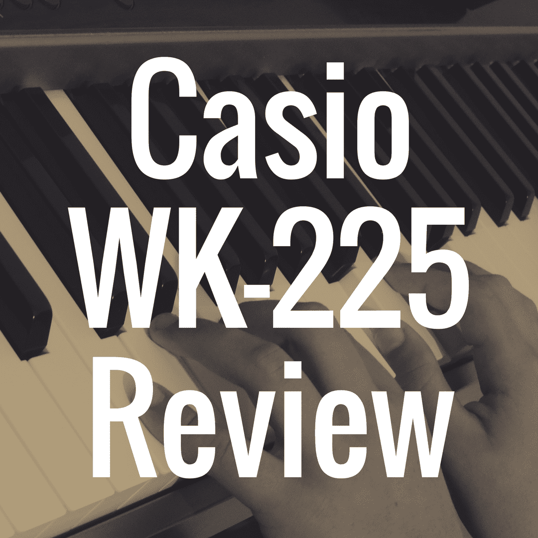 Casio WK-225 review