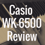 Casio WK-6500 review