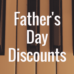 Father's Day Digital Piano and Keyboard Discounts