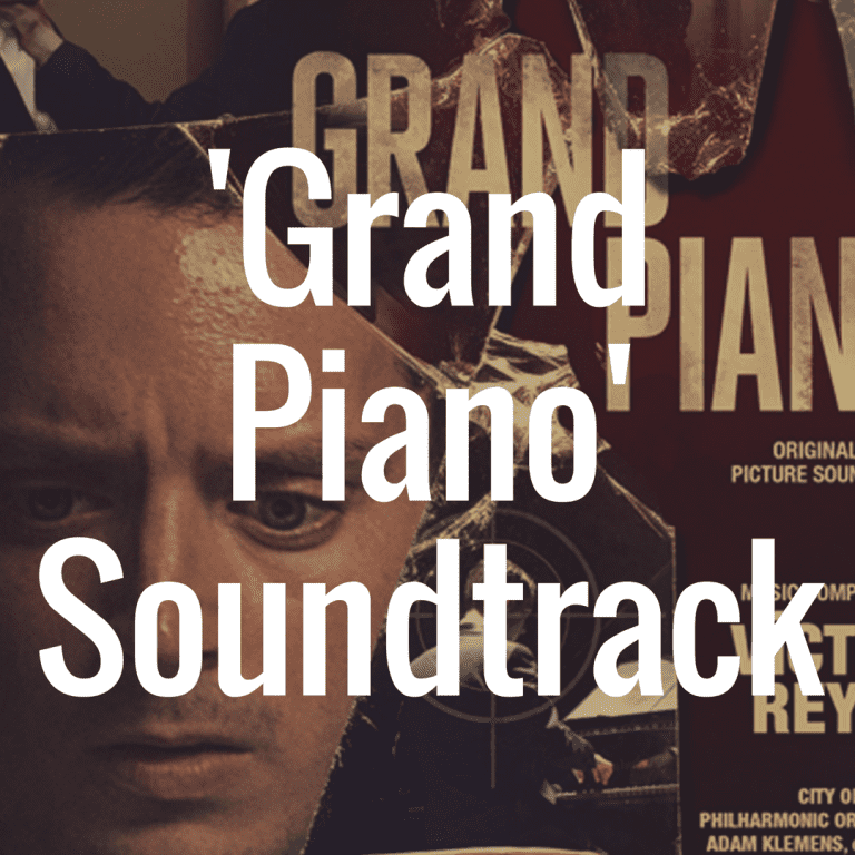 'Grand Piano' Soundtrack by Victor Reyes Mini Review
