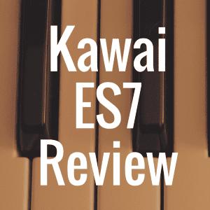 Kawai ES7 review