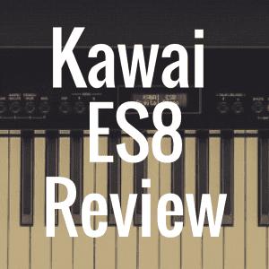 Kawai ES8 review