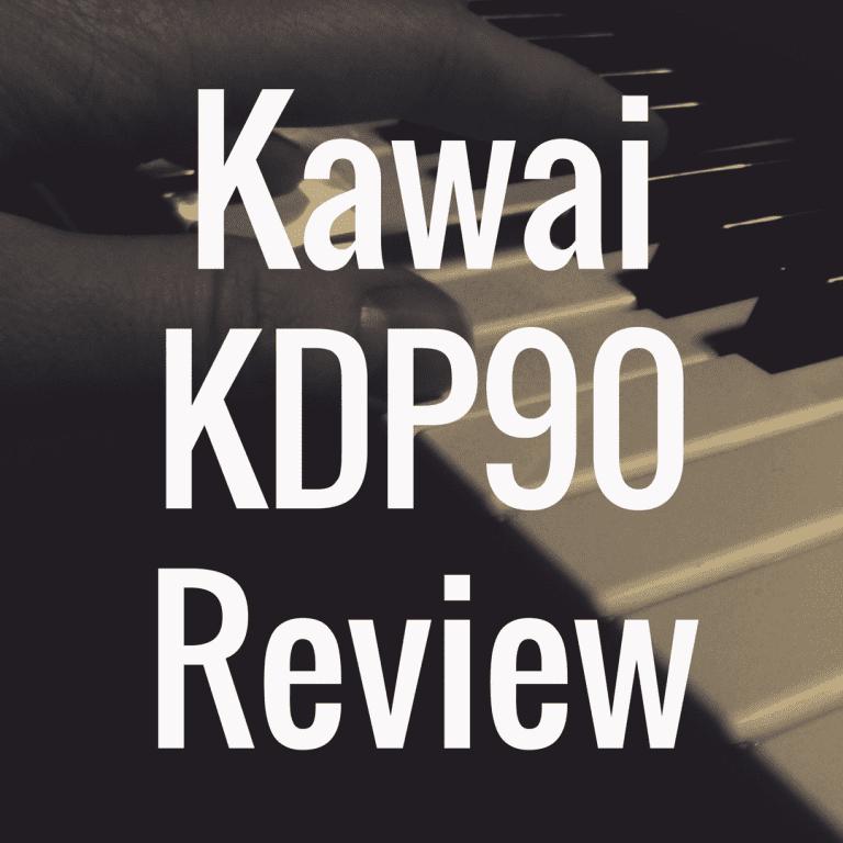 Kawai KDP90 review