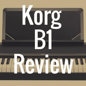 Korg B1 review