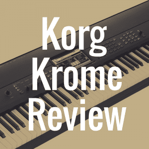 Korg Krome review