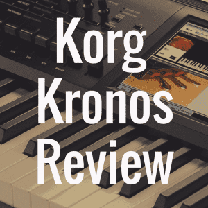 Korg Kronos review