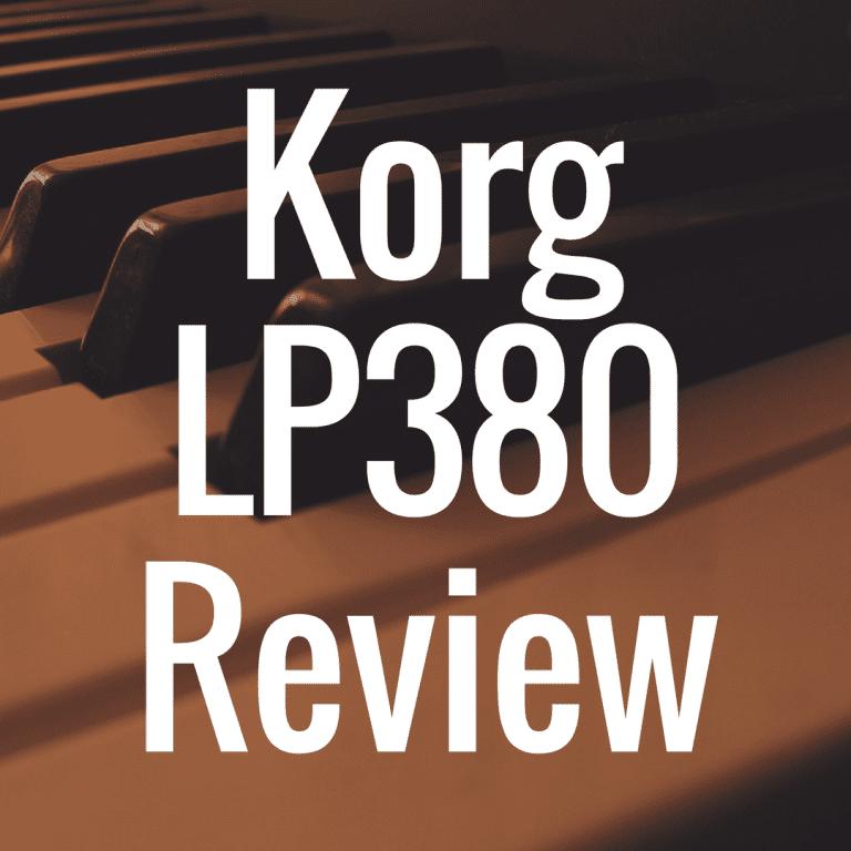 Korg LP 380 review