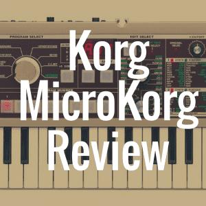 Korg MicroKorg review