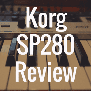 Korg SP 280 review