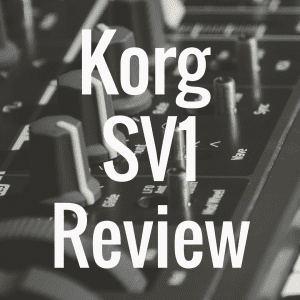 Is the Korg SV1 a Worthwhile Stage Piano?