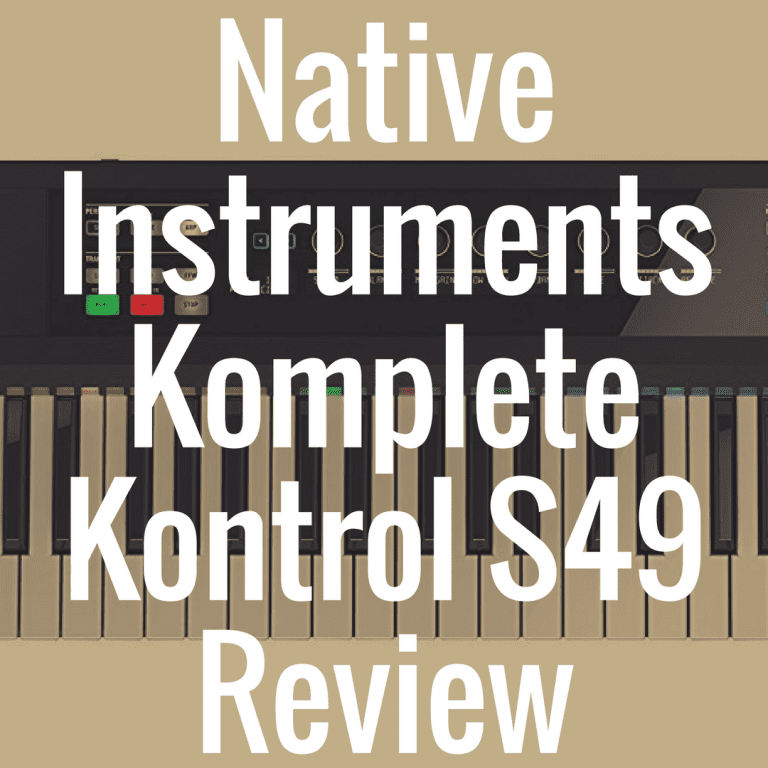 Native Instruments Komplete Kontrol S49 review