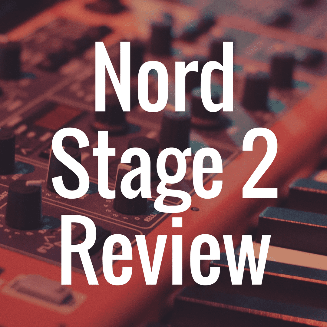 Nord Stage 2 HA88 review