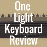 ONE Light Keyboard review