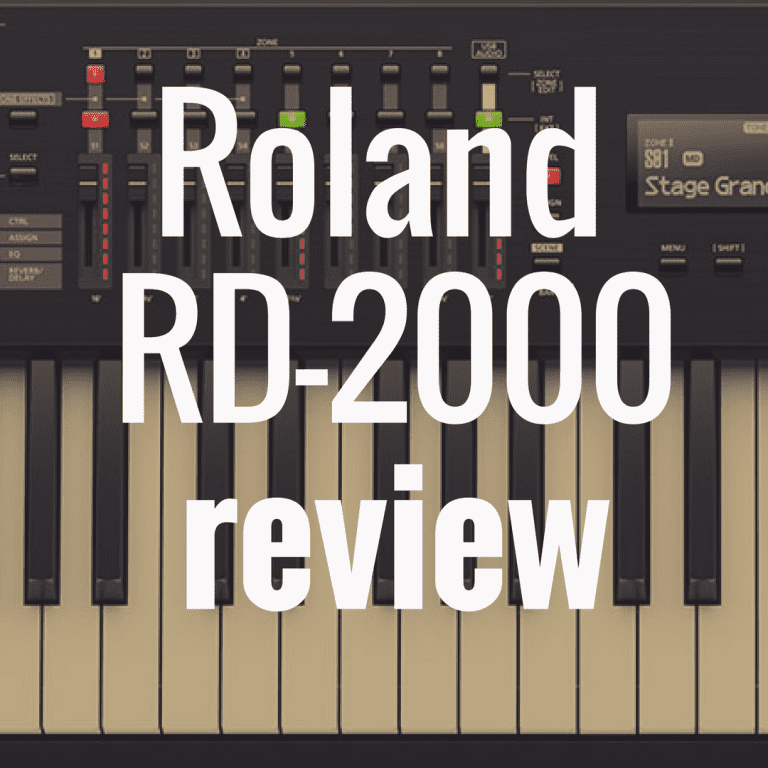 Roland RD-2000 review