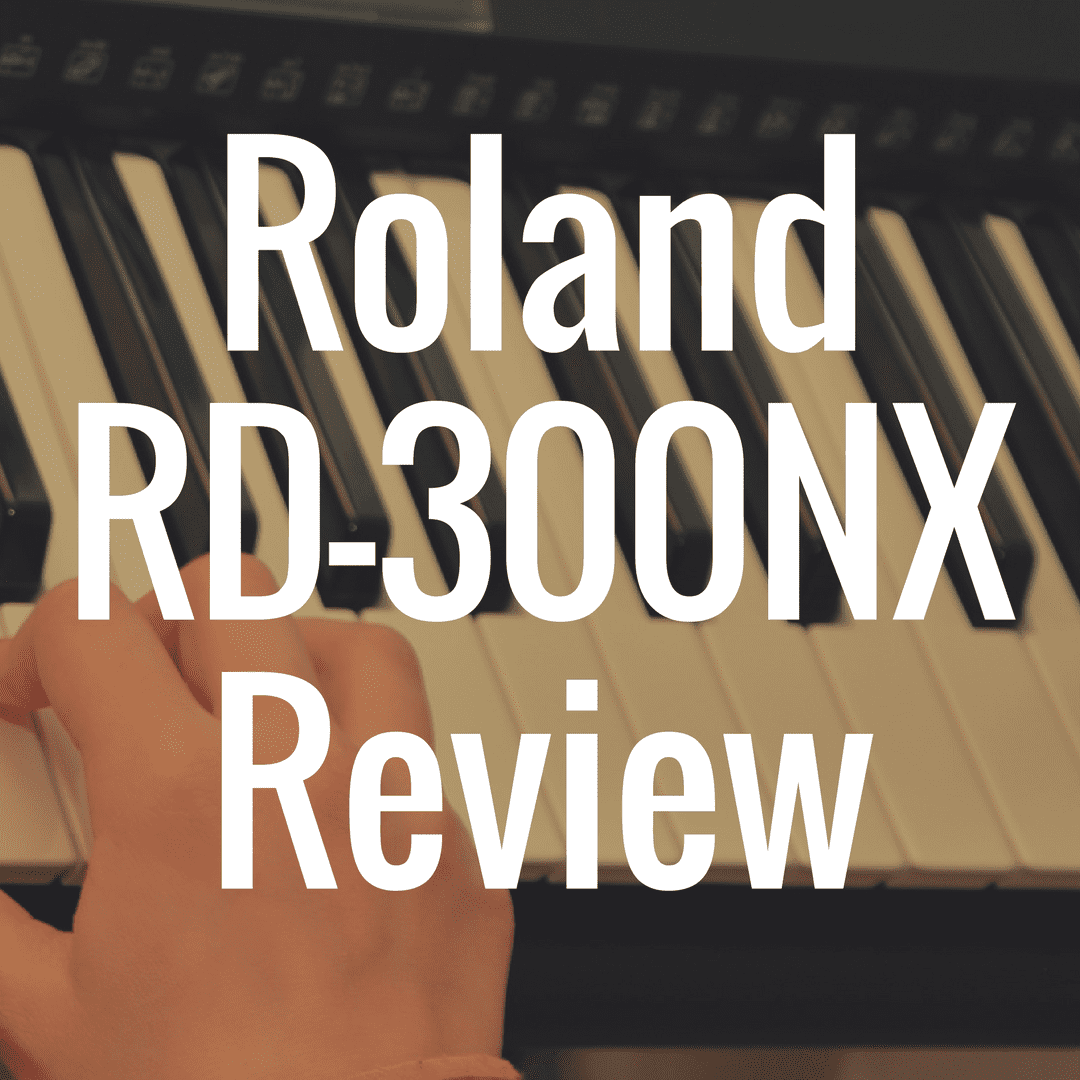 Roland RD-300NX review
