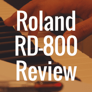 Roland RD 800 review