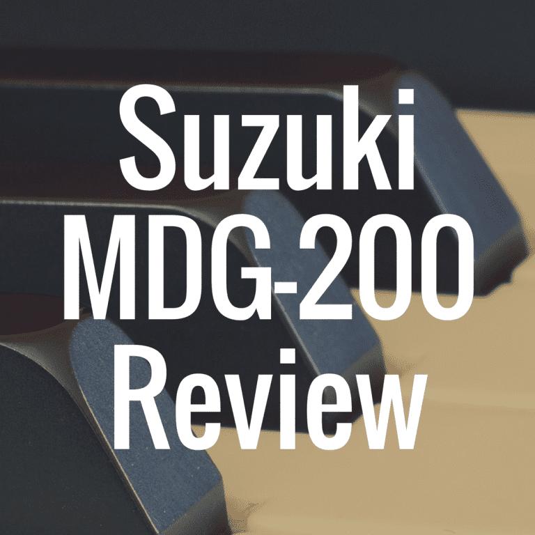 Suzuki MDG-200 review
