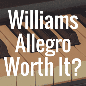 Is the Williams Allegro 88-key Digital Piano Worth It?