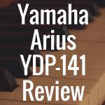 Yamaha YDP 141 review