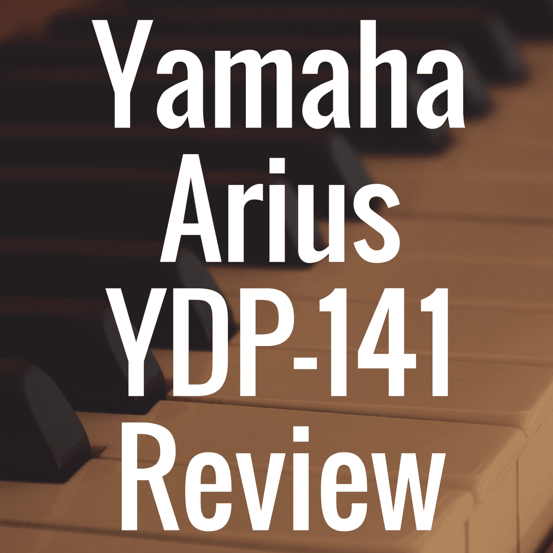 Yamaha YDP 141 review