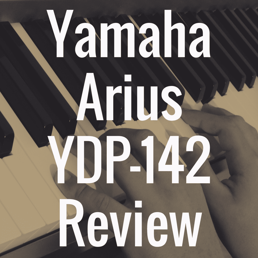 Yamaha YDP142 review