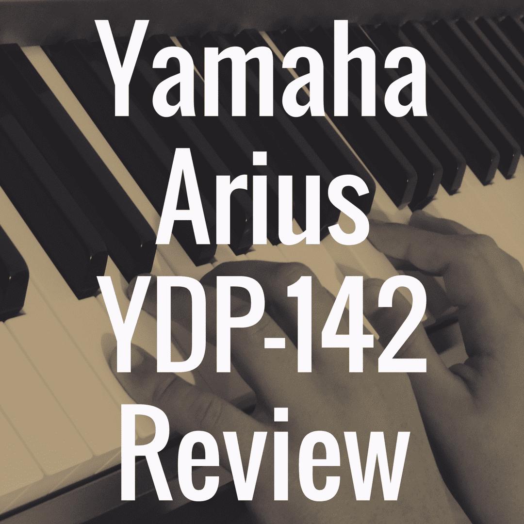 Yamaha YDP142 review