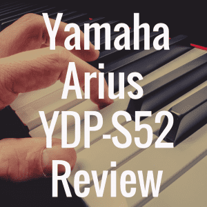 Yamaha YDP-S52 review
