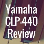 Yamaha CLP-440 review