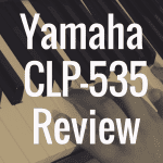 Yamaha CLP-535 review