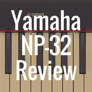 Yamaha NP-32 review