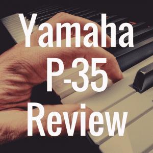 Yamaha P Series P-35B piano review