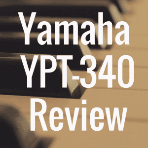 Yamaha YPT-340 review
