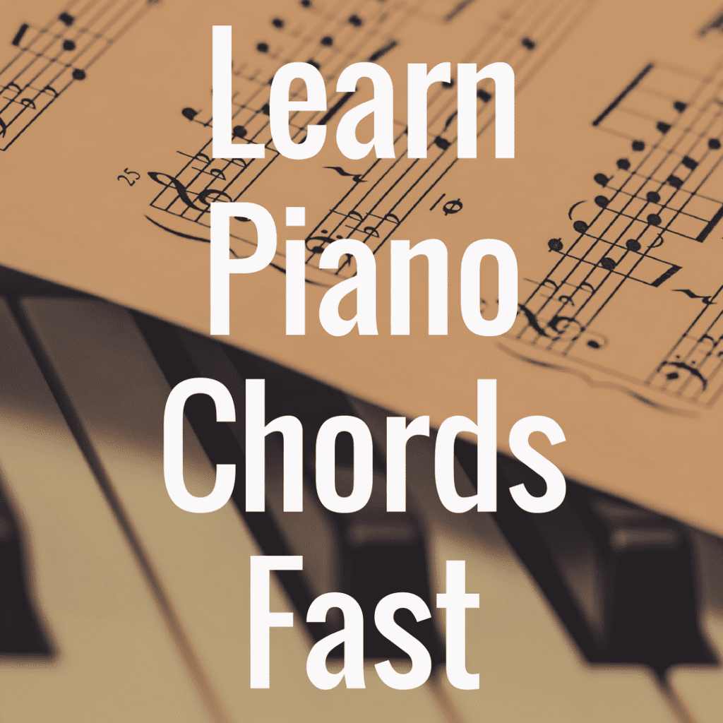 How to learn piano chords fast digital piano review guide however hexwebz Image collections