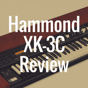 Hammond XK-3C review