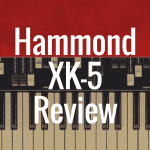 Hammond XK5 review