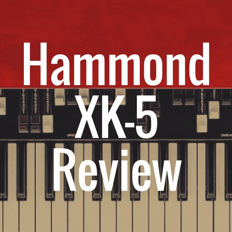 Hammond XK5 review