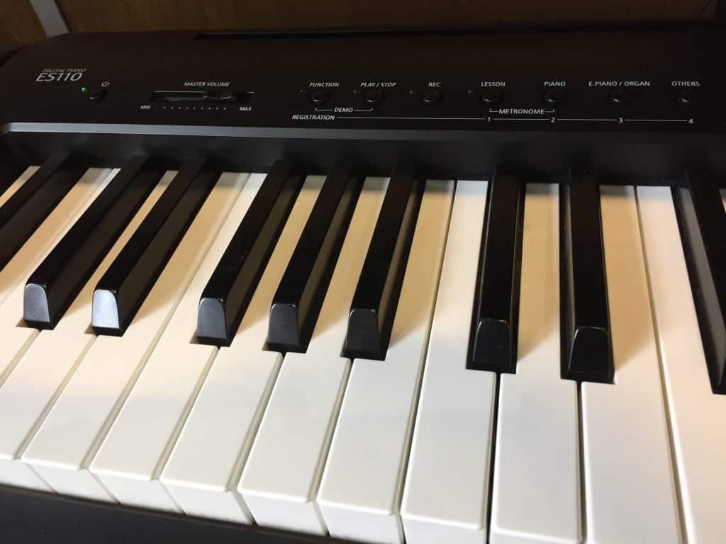 Kawai Es110 Review Digital Piano Review Guide
