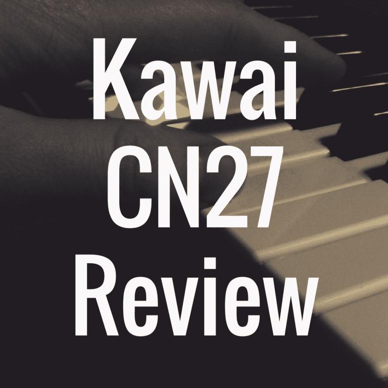 Kawai CN27 review