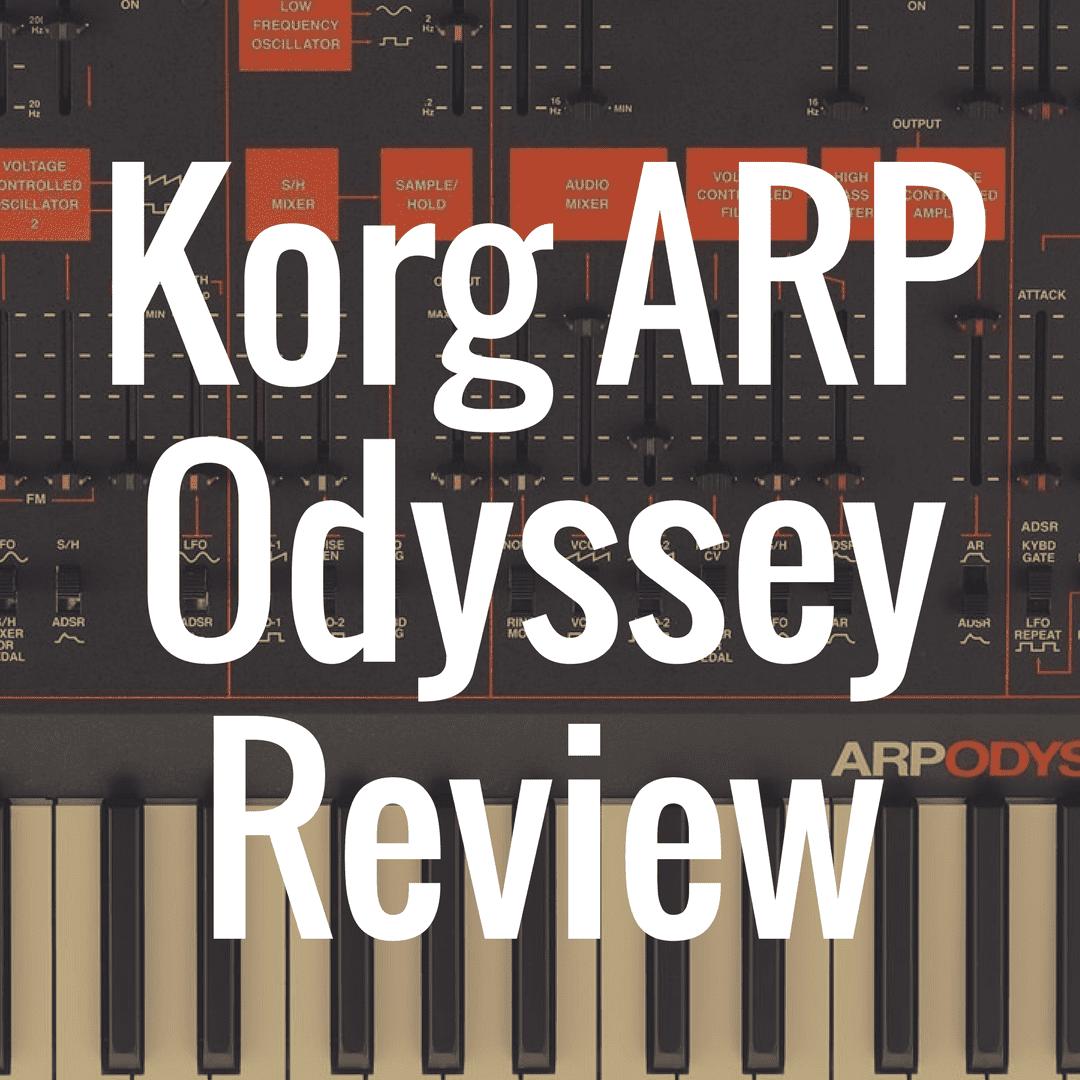 Korg ARP Odyssey review