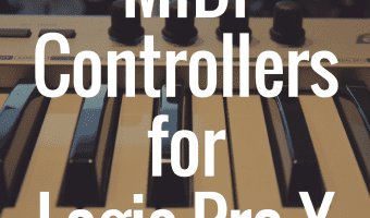 What's the Best MIDI Controller for Logic Pro X?