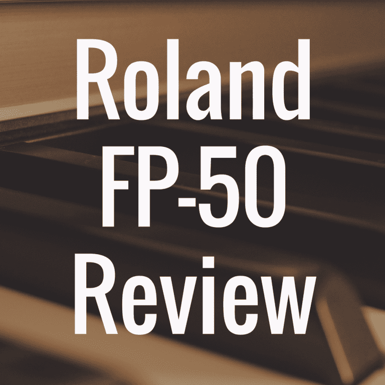 Roland FP-50 review