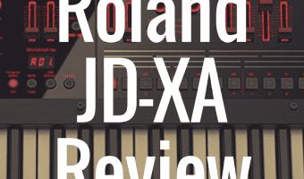 Roland JD-XA review